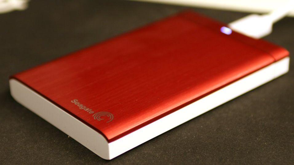 TEST: Seagate Backup Plus Portable