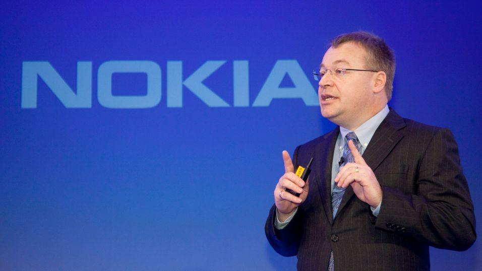 Microsoft vurderte å kjøpe Nokia