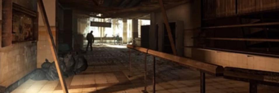 Slik så Dishonored-utviklerens Half-Life 2-episode ut