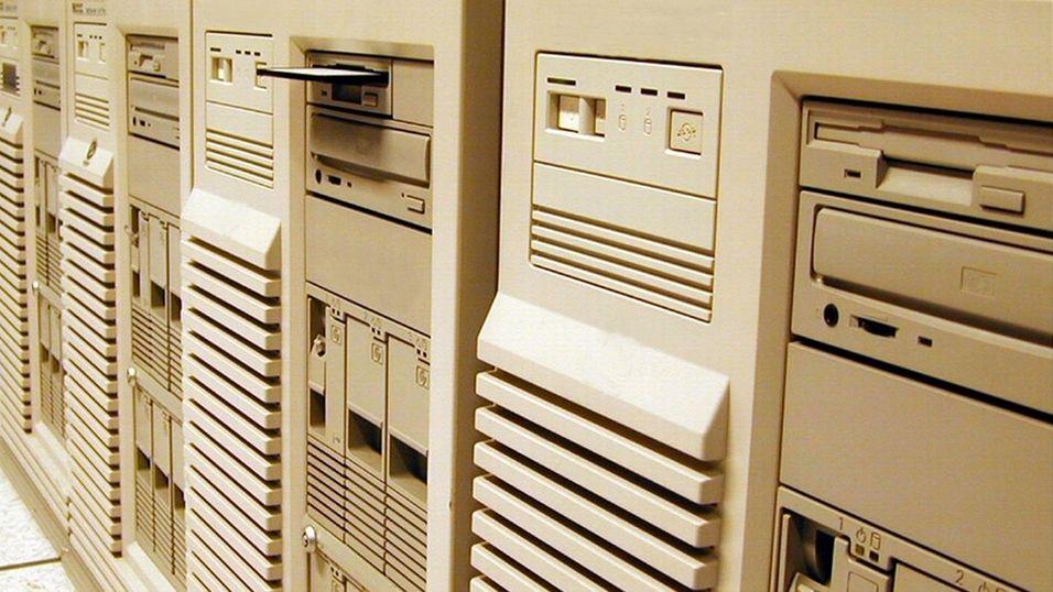 Er de gode, gamle datamaskinene forbi sin storhetstid?