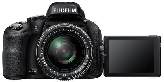 Fujifilm FinePix HS50.