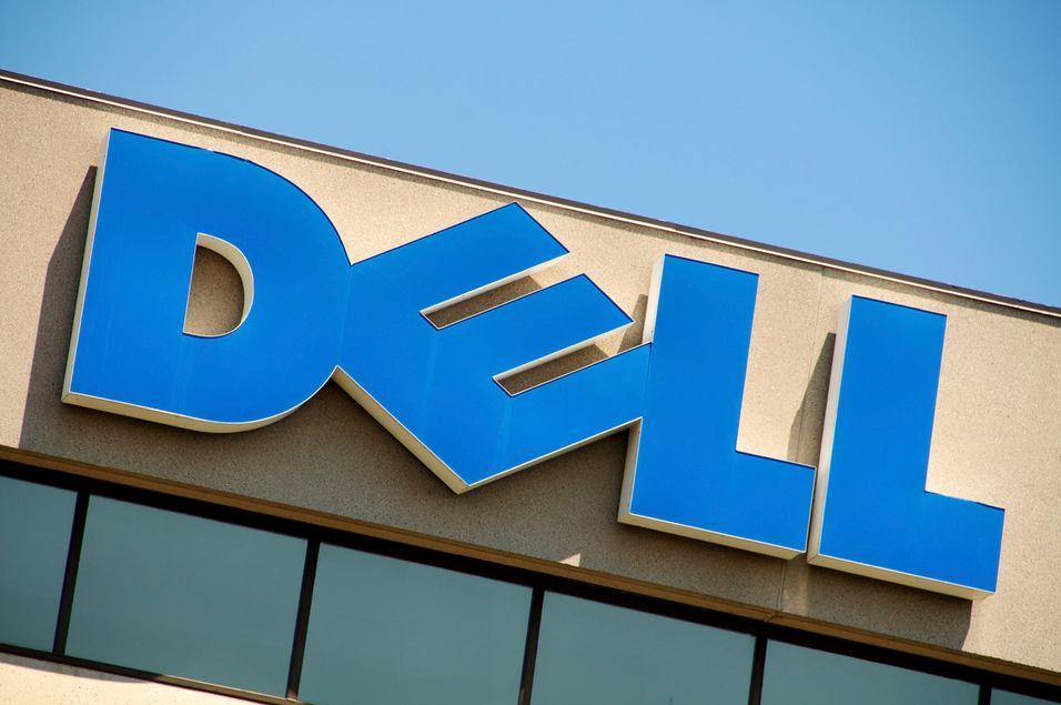 Budkrigen om Dell er igang