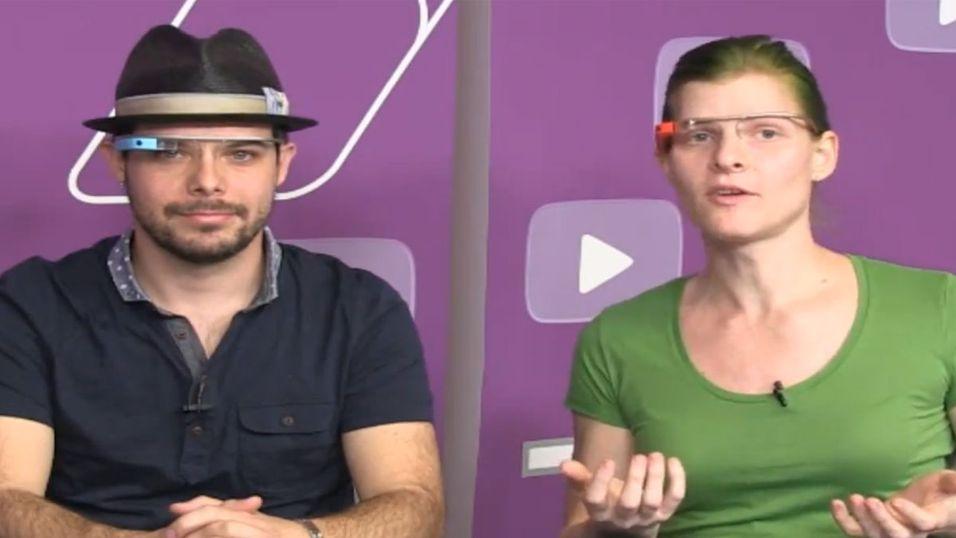 De første Google-brillene er klare