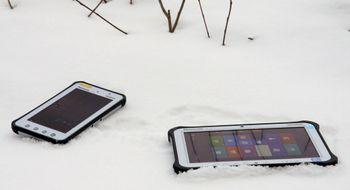 Panasonic Toughpad JT-B1 og FZ-G1 Her er nettbrettene som tåler tøffe jobber