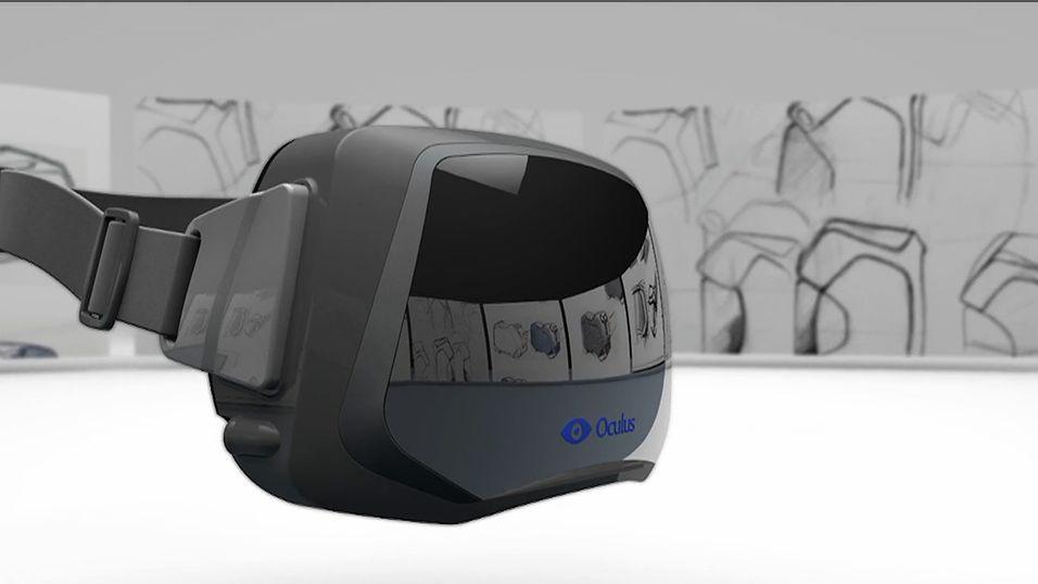– Oculus Rift er helt fantastisk til spill
