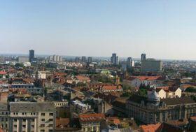 Zagreb er sikkert en flott by, men den er ikke Brüssel.