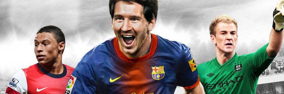 ANMELDELSE: FIFA 13