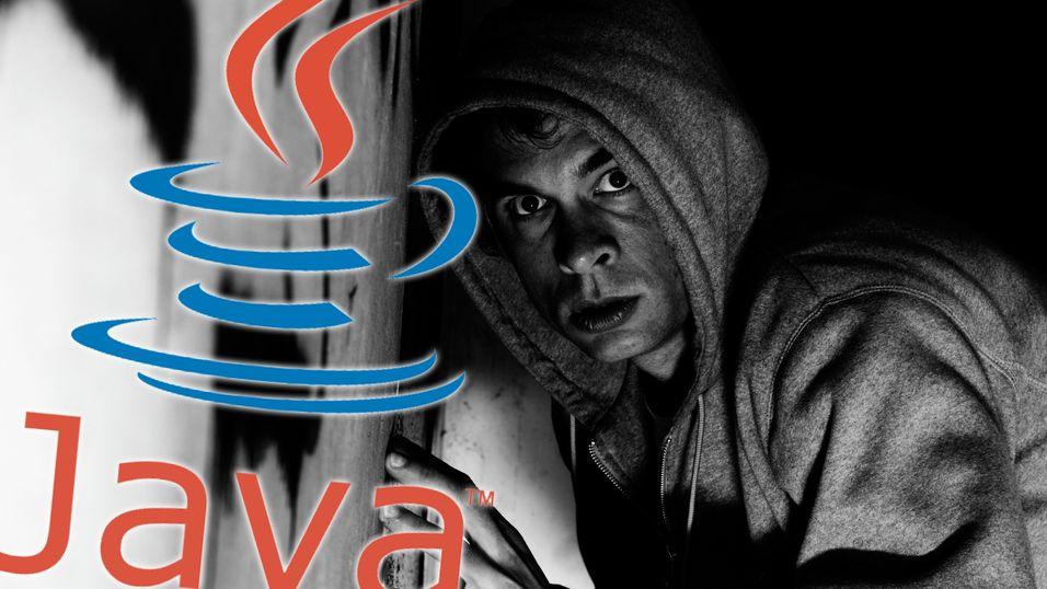 I dag bør du oppdatere Java