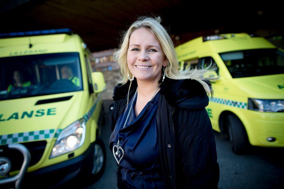 Annette Skeie Jakobsen vil gjøre livet enklere og tryggere for diabetes-pasienter med sin nye smarttelefon-app.
