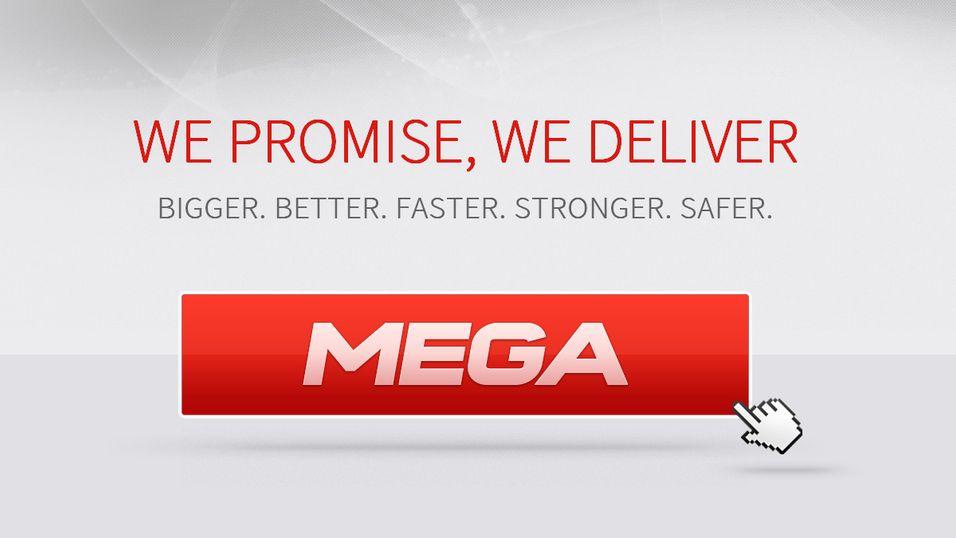 Nye Megaupload gir 50 GB gratis lagring