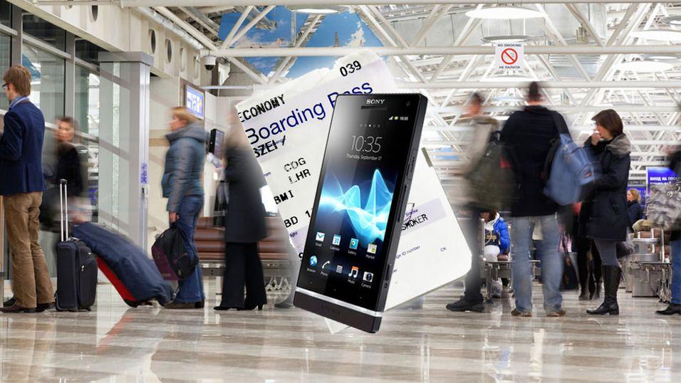 Mobilen kommer til å bli mer og mer uunnværlig på tur i fremtiden