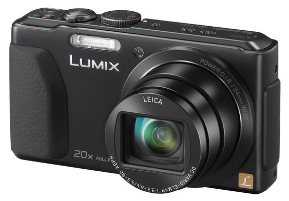 Panasonic Lumix DMC-TZ40.