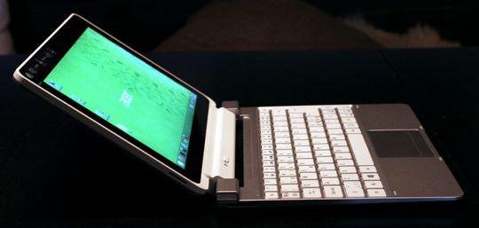 Acer Iconia W510 vinkel.