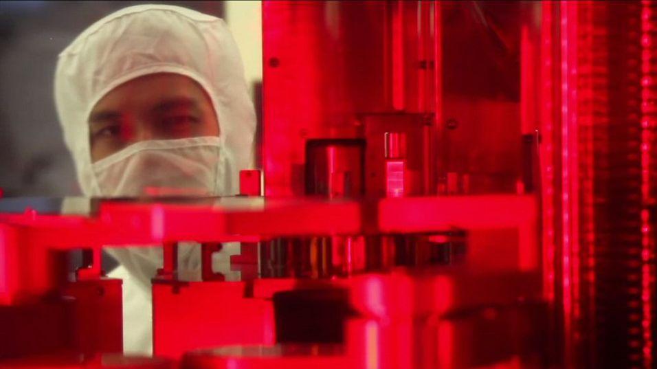 Se hvordan en SSD skapes