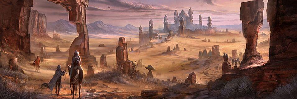 Bli med i bestatesten av The Elder Scrolls Online