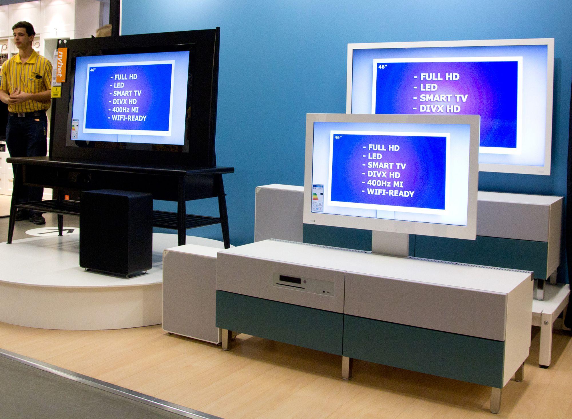 Meuble Tv Ikea Uppleva : Et Knippe Uppleva-oppsett Foto Rolf B Wegner, Hardwareno