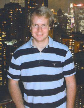 Martin Johansen.