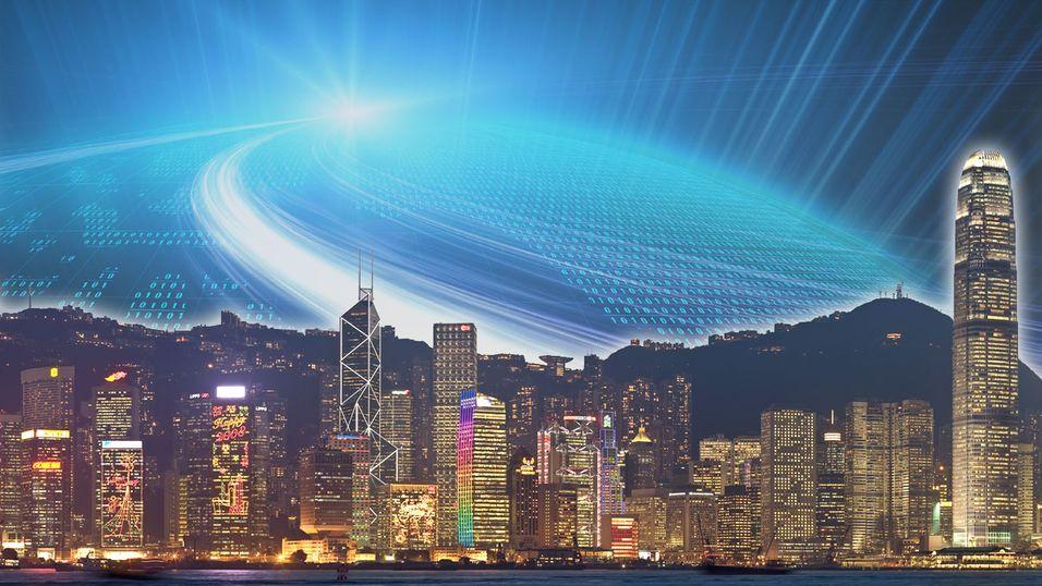 Her finner vi verdens raskeste Internett