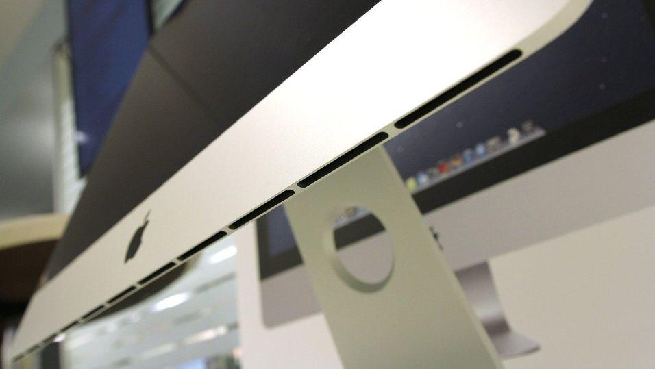 Apple iMac har vært på slankekur.