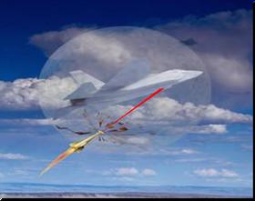 ABC er et smart system som skal skyte ned truende missiler med en laser.