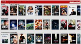 Netflix foreslår filmer som kan passe deg.