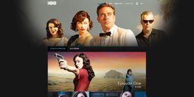 HBO Nordic har et lekkert, men krunglete, grensesnitt.