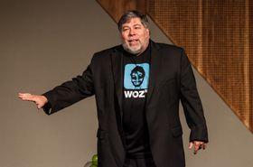 Wozniak kjenner seg ikke igjen i klippet fra filmen.