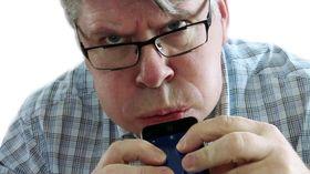 Spiller du Ocarina på iPone-en din, kan du være ganske sikker på at fuktindikatoren slår ut.