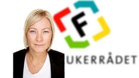 Forbrukerrådets direktør for forbrukerservice, Ingeborg Flønes.