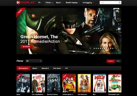 Viasats nett TV, Viaplay, konkurrerer sterkt med Netflix.