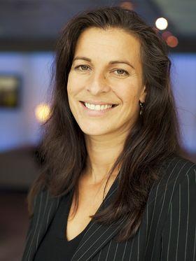 Informasjonssjef Kristin V. Tønnessen i Telenor.