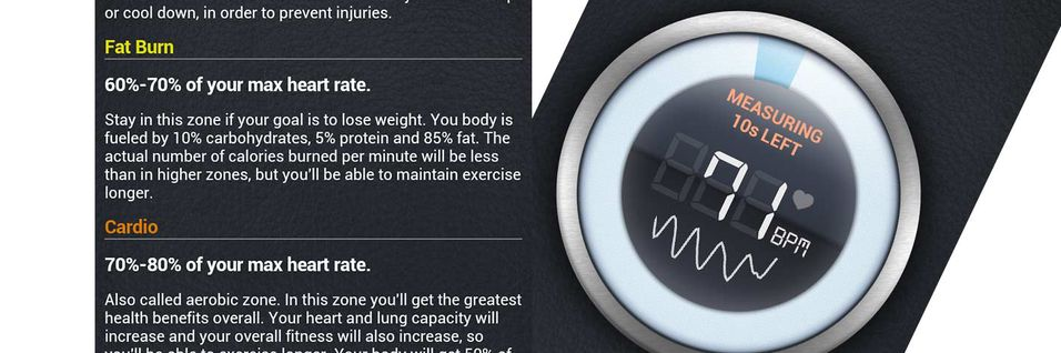 TEST: Instant Heart Rate Pro by Azumio