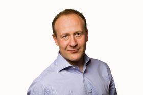 Kommunikasjonsdirektør Øyvind Vederhus i TeliaSonera Norge (NetCom).