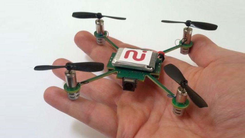 MeCam er et flyvende kamera som skal gjøre det enkelt å dele video av deg selv på nett.