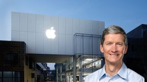 Tim Cook, CEO i Apple.