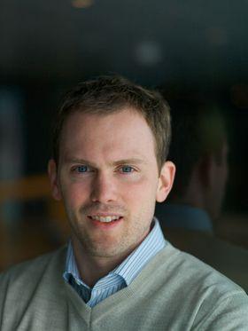 Daglig leder Christian Sæterhaug i EasyPark Norge.
