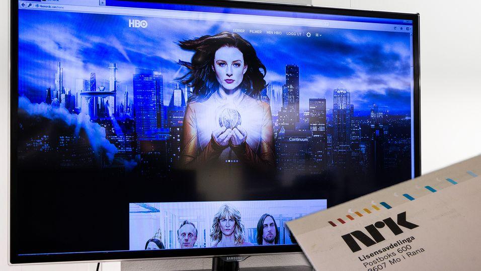 Unngå dyrere NRK-lisens
