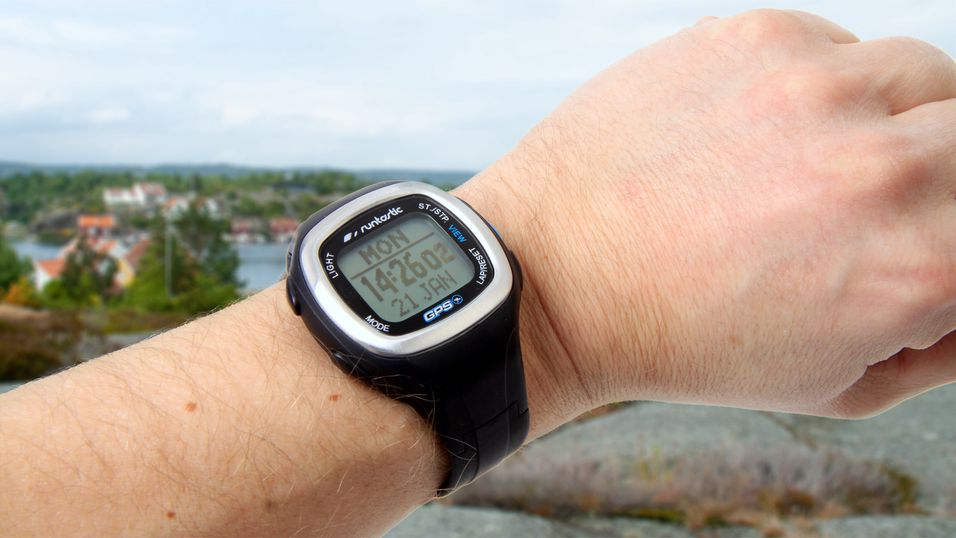 TEST: Runtastic GPS Watch