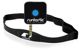 Dette tilleggsutstyret gir deg pulsmåling også i Runtastic-appen på mobiltelefonen.