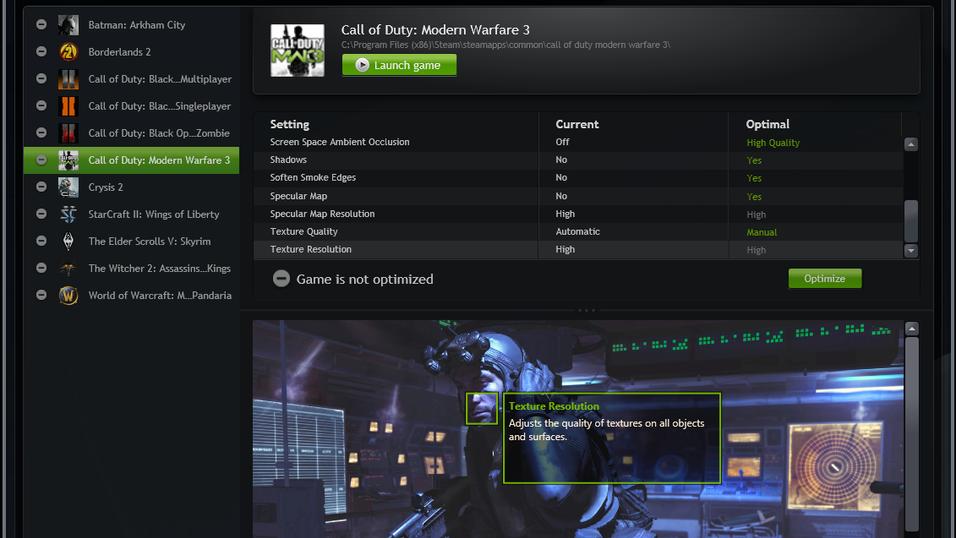 En lekket versjon av Nvidias neste driver skal inkludere ShadowPlay i GeForce Experience.
