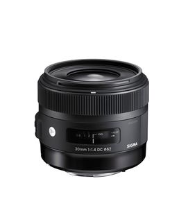 Sigma 30mm F1.4 DC HSM for Canon