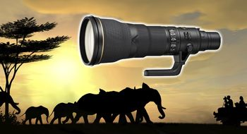 Nikon lanserer ekstremoptikk