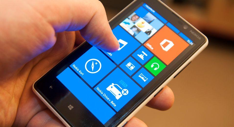TEST: Nokia Lumia 820