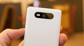 Lumia 820 har greit kamera, men ikke stort mer enn det.