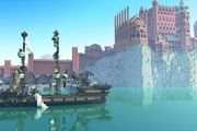 Les Meisler ut Game of Thrones i Minecraft
