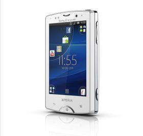 Sony Ericsson Xperia Mini Pro.
