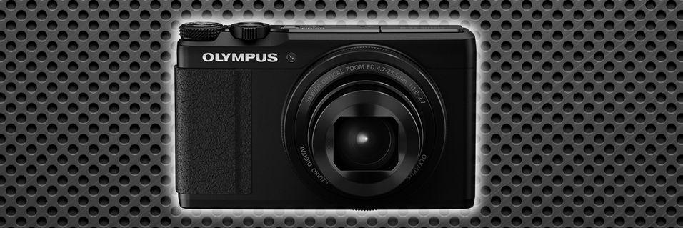 Hils på et lite og hott kamera