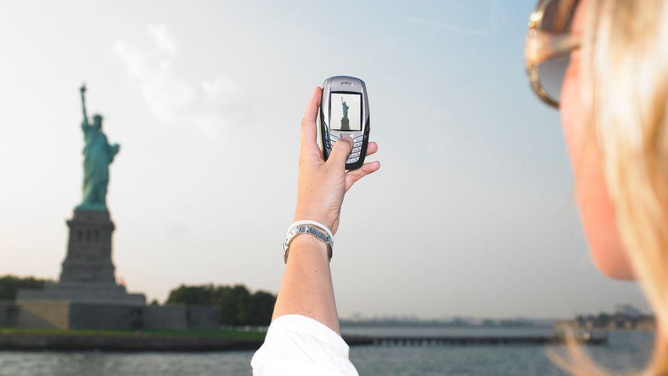 ANBEFALING: 5 ting du ikke kan gjøre med et mobiltelefonkamera
