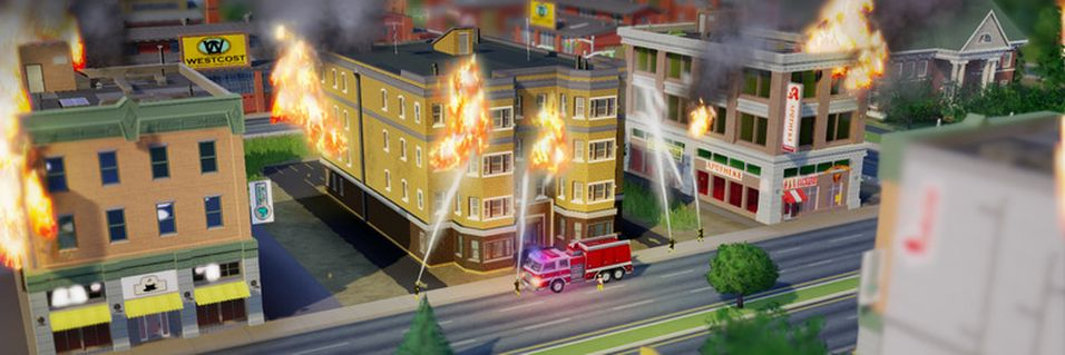 INTERVJU: – Simuleringen i nye SimCity ble for omfattende