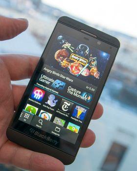 Føler du at det mangler apper her skal BlackBerry ha 70 000 valgmuligheter til deg i applikasjonsbutikken BlackBerry World.